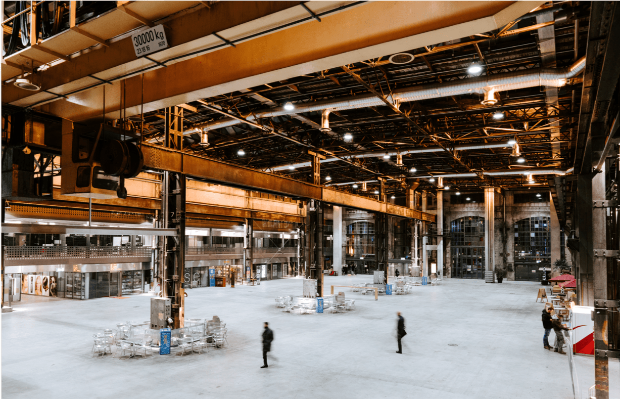 An Unexpected Outlier: The Industrial Real Estate Sector